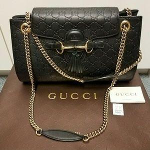 Like new Gucci emily large